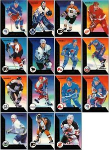 1993-94 PINNACLE TEAM 2001 CANADIAN INSERT - FINISH YOUR SET - PICK YOUR SINGLES