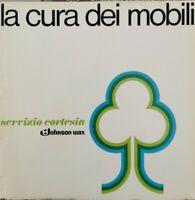 Johnson Wax, la cura dei mobili (1976) - ER