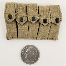 DID WWII US Military Police Bryan thompson ammo pouch 1/6 scale toys soldier Joe