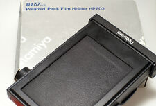 【Exc++++】 Mamiya Polaroid Film Holder Back HP702 for RZ67 from Japan(083)