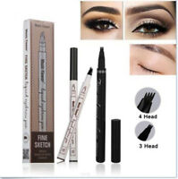 On sale Liquid Eyebrow Pen Tattoo Super Waterproof Smudge-proof Eye Brow Pencil