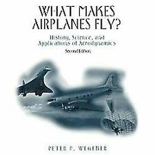 What Makes Airplanes Fly? : History, Science, and Applications of...