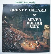 RODNEY DILLARD - At Silver Dollar City - Ex Con LP Record Flying Fish FF 369