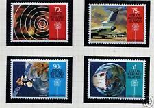 Cocos (Keeling) 1987 Communications SG 165/8 MNH