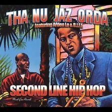 THA NU JAZ ORDA: SECOND LINE HIP HOP CD! W/ARDEN LO & B.I.F.F. [2005] NEAR MINT