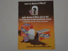 advertising Pubblicità 1971 TE' ATI