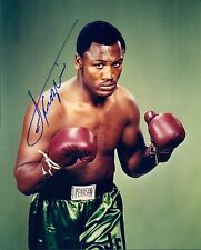 SMOKIN' JOE FRAZIER REPRODUCTION SIGNED POSTER