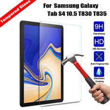 Genuine Tempered Glass Screen Protector For Samsung Galaxy Tab S4 10.5 T830/T835