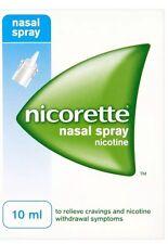4 Units (Bulk Pack) x Nicorette Nasal Spray 10ml--2019 Expiry