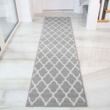 Gray Runner Rugs   Runners For Hallway   Moroccan Trellis Carpet Runners