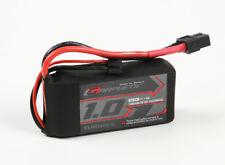 RC Turnigy Graphene 1000mAh 3S 45C LiPo Pack w/XT60