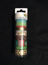 Recollections Crafting Washi Tape Tropical Life Beachy Keen Shell Yeah Drinks