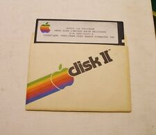 Apple IIe Hard Disk Recovery Disk by Apple Computer, 1985