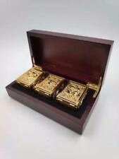 Saint Seiya Myth Cloth Metal Pandora Box Vol.1 Aries Taurus Gemini