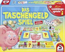 Schmidt das Taschengeld Spiel Würfelspiel Gesellschaftsspiel Geld ab 6 Jahre