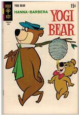YOGI BEAR (1959-1970 DELL/GK) 36 VF April 1969