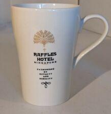 Raffles Hotel Singapore Coffee Tea Cup Mug (Luzerne New Bone)