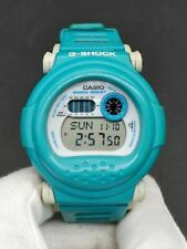 C asio G-Shock G-001SN-2 Breezy Colors Blue Jason Limited Digital Watch Rare