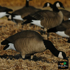 AVERY GREENHEAD GEAR GHG TIM NEWBOLD FFD LESSER CANADA GOOSE FEEDER DECOYS & BAG