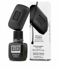 Erno Laszlo Exfoliate & Detox Detoxifying Cleansing Duo Oil & Bar NIB