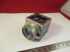 Hp 10702a Cube Beam Splitter Interferometer Optical Laser Optics As Is Amp8 A 84