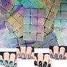 3Sheet Nail Art Transfer Stickers Decal 3D Design Manicure Tips Decoration Tool