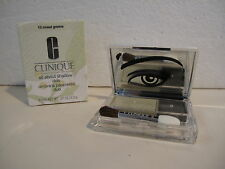 CLINIQUE - ALL ABOUT SHADOW DUO - ombre a poupieres duo  10 mixed greens.