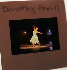 DOROTHY HAMILL 1976 Olympic World champion Ice Capades ORIGINAL SLIDE 10