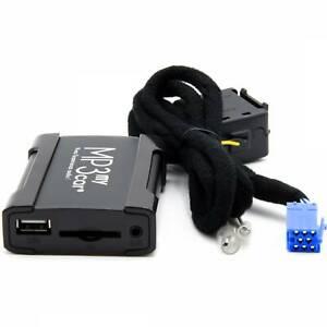 Interface MP3MyCar USB SD AUX Renault Scenic 2 Clio 2 Clio 3 MEGANE 2 LAGUNA MOD
