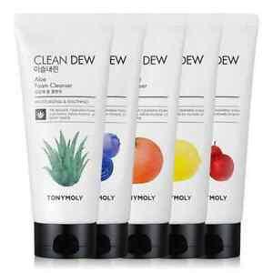 [Tonymoly]Clean+Dew+Foam+Cleanser++FREE Shipping
