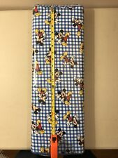 """Mickey Mouse 100% Cotton Fabric 43/44"""" Wide"""