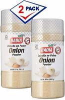 2 Pack - Badia Onion Powder  9.5 oz