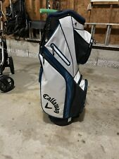Callaway 14 Cart Golf Bag Pre Owned Condition Only Used A Few Times