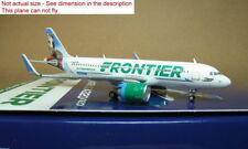 Gemini Jets 1/400 Frontier A320 neo N307FR Horse GJFFT1617 Diecast metal plane *