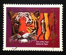 Canada #1708 MNH, Lunar New Year of the Tiger Stamp 1998
