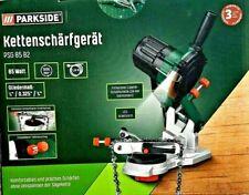 PARKSIDE® Kettenschärfgerät PSG 85 B2, 85 Watt, individuell einstellbarer Schärf