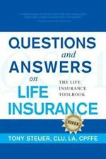 Questions and Answers on Life Insurance (Paperback or Softback)