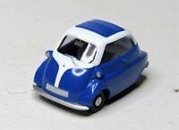 Wiking 1:87 BMW Isetta - Sonderfarbe ultramarinblau / weiss