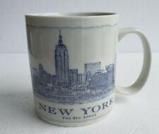 NWOB Starbucks Coffee NEW YORK CITY Architecture Series 2010 Large 18 oz. Mug