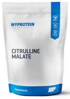 MyProtein Citrullin Malat 250g Beutel Pump Ausdauer Booster Citrulin Malate bcaa