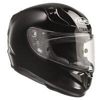HJC RPHA 11 Gloss Black Full Face Motorcycle Helmet Crash Helmet New