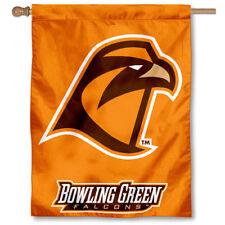 Bowling Green Falcons BGSU University College House Flag