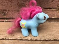 VTG MY LITTLE PONY G1 NEWBORN BABY SHAGGY TEDDY BEAR MLP 1987