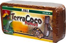 JBL TerraCoco Humus  Natürlicher Kokos-Humus in komprimierter Form 600g