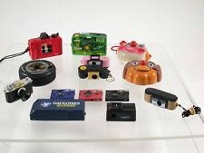 LOT Posten TOY Spielzeug CAMERA Miniatur Pocket miniature 14 pcs. Stück /18