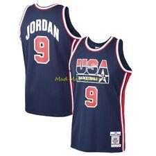 MICHAEL JORDAN 1992 Dream Team USA Navy MITCHELL & NESS AUTHENTIC Jersey Size XL