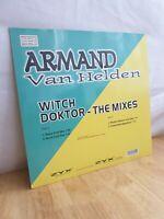 Armand Van Helden Witch Doktor The Mixes 12 Inch Vinyl Dance Record