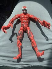 Marvel Legends Toybiz Fearsome Foes Carnage! Rare Tight Joints Smoke Free Home!
