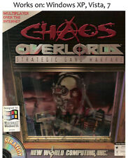 Chaos Overlords PC Game 1996