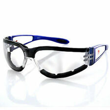 28fb61323d Blue Clear Unisex Sunglasses